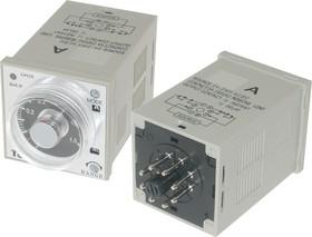 TM48S, Таймер 0-10 мин.(24-240AC/DC)