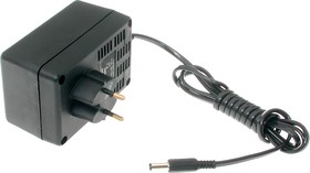 БПС 9-1 (штекер 5.5х2.1, Б), Блок питания стабилизированный, 9В,1А,9Вт (адаптер)