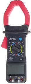 Фото 1/6 MS2000G, Клещи токоизмерительные цифровые (ACV/DCV, сопр.,прозвон, темп., частота, графич. шкала)