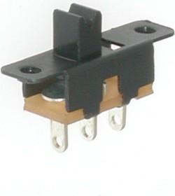 SS12F72 (B3037), Переключатель движковый (0.3A 125VAC)