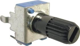 R-0904N-A10K, L20KC, 10 кОм, Резистор переменный