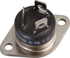 Фото 1/3 BTA40-600B, Симистор 40А 600В, 50мА Standard [RD-91]