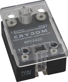 RPC2425, пропорц.контр. 25A/240V