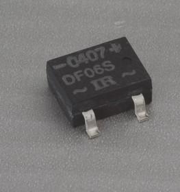 DF06S-E3/45, Диодный мост 1А 600В [DFS]