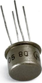 Фото 1/3 3ОД101Б (=АОД101Б), Оптопара диодная, гальваническая развязка электрических цепей