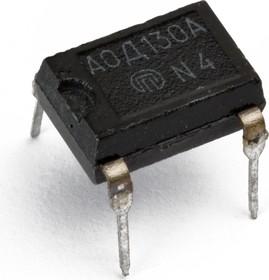 Фото 1/3 АОД130А, Оптопара диодная, гальваническая развязка электрических цепей
