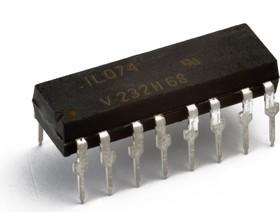 ILQ74, Оптопара широкого назначения [DIP-16]
