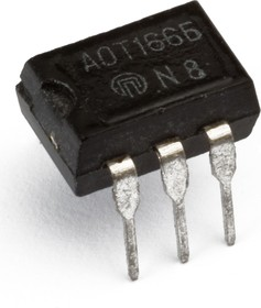 Фото 1/2 АОТ162А, Оптопара транзисторная [DIP-6]