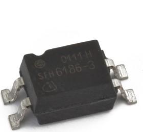 Фото 1/4 SFH6186-3T, Оптопара транзисторная [SMD-4]