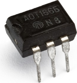 Фото 1/2 АОТ128А, Оптопара транзисторная [DIP-6]