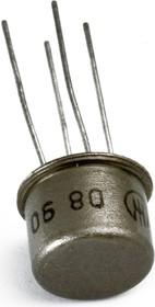 Фото 1/2 АОД101Б, Оптопара диодная, гальваническая развязка электрических цепей