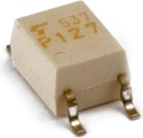 Фото 1/4 TLP127(U,F), Оптопара транзисторная (составной транзистор) [SOP-4]