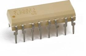 Фото 1/3 TLP627-4(F), Оптопара транзисторная (составной транзистор) х 4 [DIP-16]
