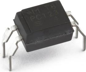 PC123, Оптопара транзисторная [DIP-4]
