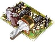NM2118, Усилитель предварительный стерео (конструктор)