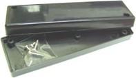 BOX-FB02, Корпус пластиковый 120х37х22.5 мм