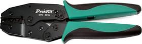 6PK-301N, Кримпер для обжима кольцевых и вилочных неизолированных наконечников