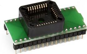 DIP32-PLCC32, Адаптер , 28C513
