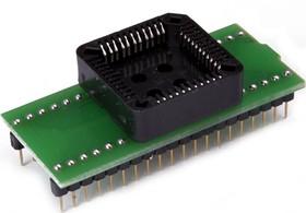 DIP40-PLCC44, Адаптер , 16bit FLASH/EPROM