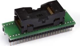 DIP48-TSOP48, Головка контактная, ZIF 12x20 mm