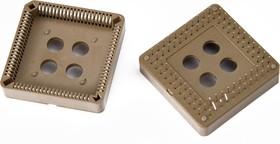 822473-6, Панель PLCC-68-DIP, шаг-2.54мм