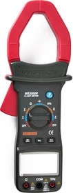 MS2000R, Клещи токоизмерительные цифровые (ACV/DCV, сопр., прозвон, частота, графич. шкала, авто диапазон)
