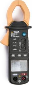 Фото 1/5 MS2102, Клещи токоизмерительные цифровые ACA&DCA(ACV/DCV, сопр.,прозвон,)