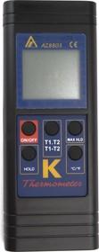 AZ 8803, Измеритель температуры, термометр -50+1300 °C