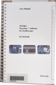 WSTRO, Программное обеспечение (software) для TDSXXXX
