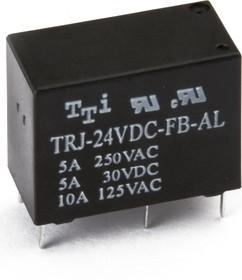 Фото 1/2 TRJ-12VDC-SA-AL(RoHs), реле 12V/5A,250VAC