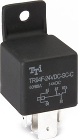 TR94F-24VDC-SC-C-(R), Реле 1пер. 24VDC / 70A, 14VDC