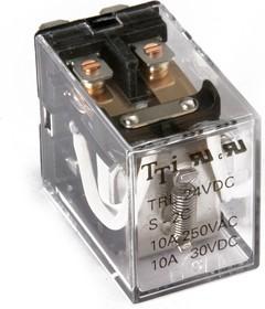 TRL-24VDC-S-2C, Реле 2пер. 24VDC / 10A, 250VAC