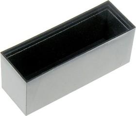 G401316B, Корпус для РЭА 40.5х13.5х16.5мм, пластик, черный