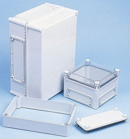 EKJB 180 T ENCLOSURE, IP67 enclosure w/clear li