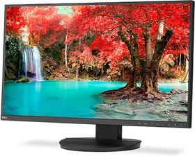 Фото 1/8 EA271Q black, Монитор жидкокристаллический NEC Монитор LCD 27'' [16:9] 2560х1440(WQHD) PLS, nonGLARE, 350cd/m2, H1
