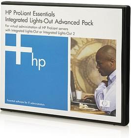 BD505A, Документация техническая HPE HP iLO Adv incl 3yr TS U 1-Svr Lic