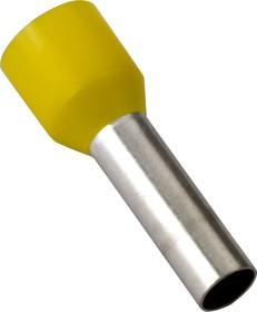 Фото 1/3 2-966067-2 (DN06012), Наконечник 6.0мм2 желтый