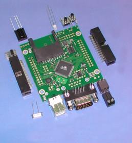 AVR-SAVVY128, Отладочная плата на базе ATmega128