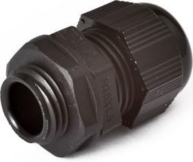 1478769-2 MGB16-10B, Кабельный ввод, полиамид, черный без прокладки