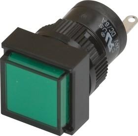 Фото 1/2 D16PLS1-000KG, Индикатор зеленый 24В/LED