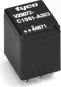 Фото 1/2 5-1393273-6, V23072C1061A303 реле 12VDC 1пер. 20A/60VDC