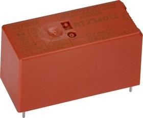 9-1393239-3 (RT314006), Реле 6VDC 1пер. 16A/250VAC