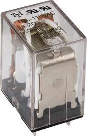 TRL-110VAC-S-2C реле электромагн. 10А, 110В AC