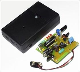 Фото 1/2 NM8041, Металлоискатель на микроконтроллере (конструктор)
