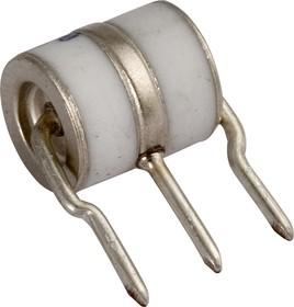 BT R 470/20 (T23-A420X), 470 В, 10 кA/10 A, 20%, Разрядник 3-выводной