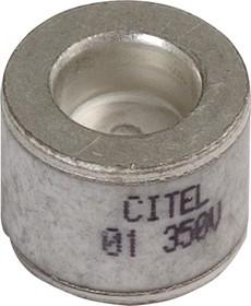 BB 350/20 (EC350X), 350 В, 5 кA/5 A, 20%, Разрядник безвыводной
