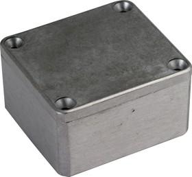Фото 1/4 G104, Корпус для РЭА 64х58х35 мм, металл, герметичный