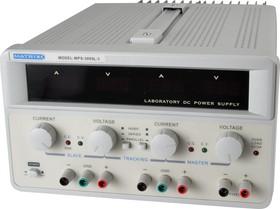 MPS-3005L-3, Источник питания, 0-30V-5A*3+5V/3A, 2*3*LED