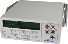 GOM-802, Миллиомметр 30мОм-3МОм