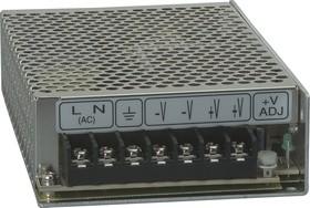 Фото 1/2 RS-100-12, Блок питания, 12B,8.5A,102Вт